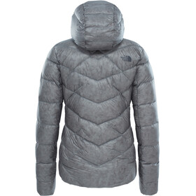 The North Face W's Supercinco Down Hoodie Monument Grey